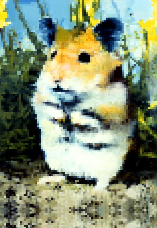 Hamster by Alex Brown