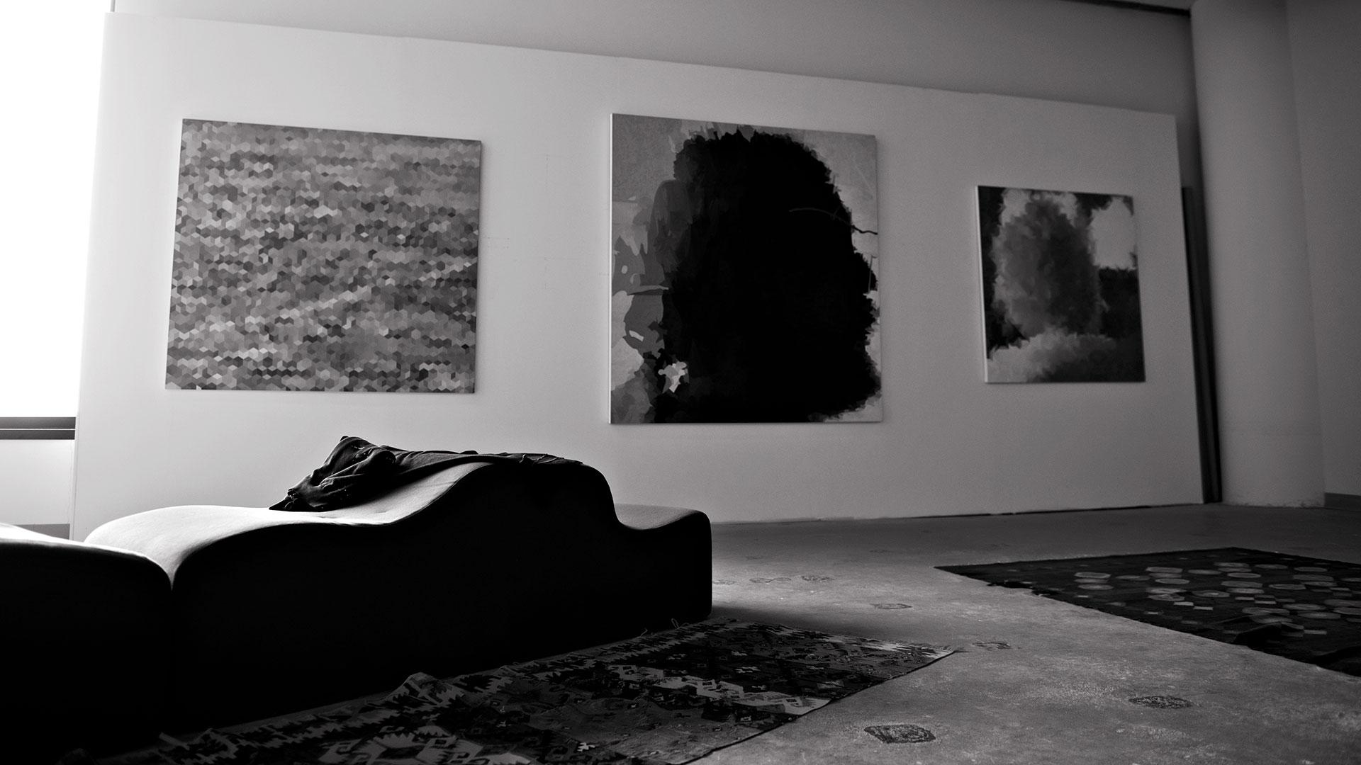 Alex Brown Foundation art studio